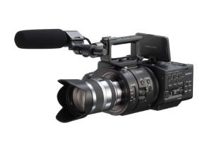 Sony_NEX-FS700_Display